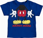 Toddler Boys T Shirt Gotta Love Mouse, Royal