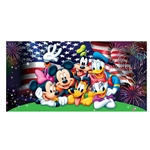 American Dream Group Beach Towel