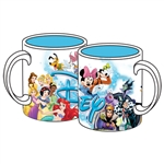 Disney All Character Cast 11oz Mug