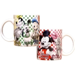 Mickey Mouse and Friends Groupies 11oz Mug