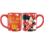 14oz Coffee Relief Mug All About Me Minnie