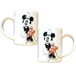 Minnie Tonal 14oz Relief Mug