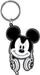 Mickey Headphones Lasercut Keychain