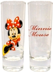 Minnie All About Me Collector Glass