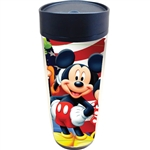 USA Mickey Americana Travel Mug