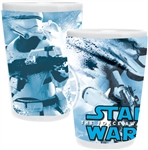 Trooper Splatter Collection Glass, Ceramic