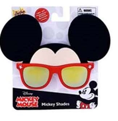 Mickey Shades Sunstache Sunglasses