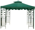 green replacement dual canopy top
