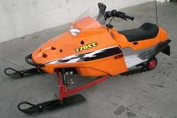 170cc Air Cooled Snowmobile