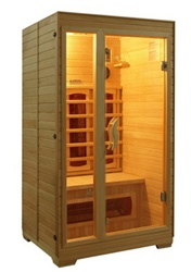 2 Person Elite Sauna