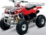 200cc Four Wheeler