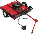 High Quality 12.5 HP Swisher Rough Cut Trailmower - 44in Cutting Width