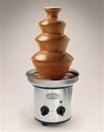 3-Tier Chocolate Fondue Fountain