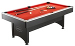 7 FT Pool Table With Table Tennis