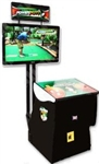Power Putt Pedestal Arcade