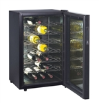 Brand New Electronic 28 BTL Bottle Wine Cooler Refrigerator Cellar Single-Zone