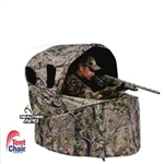 High Quality Low-Pro Chair Blind