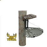 High Quality Champ Hang On Hunting Tree Stand