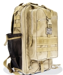 NIJ IIIA Bulletproof Urban Daypack Backpack Shield
