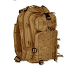 NIJ IIIA Bulletproof Assault Molle-Pack Backpack Shield
