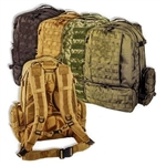 NIJ IIIA Bulletproof Tactical Tobago Backpack Shield