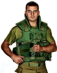 NIJ IIIA Bulletproof Tactical Strategic Vest