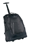 NIJ IIIA Bulletproof Executive Traveler Rolling Backpack Shield