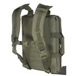 Tactical Laptop Case Backpack with Bulletproof Threat Level 3A Liner Panel