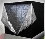 "Reflective 96""X48""X78"" Hydroponic 600D Large Grow Room Tent"