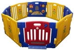 Brand New Indoor/Outdoor Baby Playpen Kids 8 Panel Safety Play Center Yard