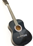 Beginners Acoustic Guitar With Guitar Case, Strap, Tuner and Pick