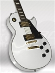 Brand New Electric Guitar With Vintage Cutaway Design - White