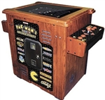 Pac-Man's Arcade Party Cocktail Table