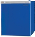 Brand New Blue Mini Compact Refrigerator