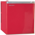 Open Box Red Mini Compact Refrigerator