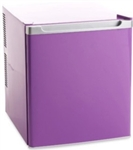 Brand New Purple Mini Compact Refrigerator