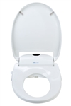 High Quality Round Heated Bidet Seat