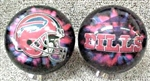 Buffalo Bills 8,10,14,15lbs Bowling Ball