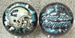 Carolina Panthers 10,12,14lbs Bowling Ball