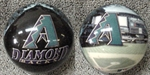 Arizona Diamondbacks 14lbs Bowling Ball