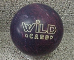 Brunswick Wild Card 15lbs Bowling Ball