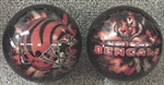 Cincinnati Bengals 10 and 12lbs Bowling Ball
