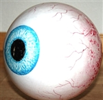 Clear Eyeball 12-15lbs Bowling Ball