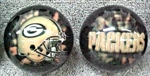 Green Bay Packers 15-16lbs Bowling Ball