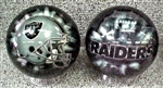 Oakland Raiders 12lbs Bowling Ball