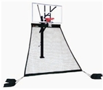BASKETBALL RETURN NET - PLATINUM