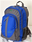 Blue Bullet Proof School / Travel Bag Backpack Shield