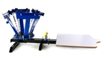 High Quality 4 in1 Silk Screening Table