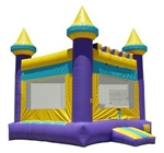 Castle 2 Inflatable Bounce House Bouncy House (Commercial Grade)