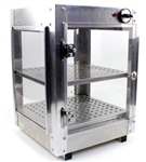 13x15x20 Aluminum Food Warmer Display Case